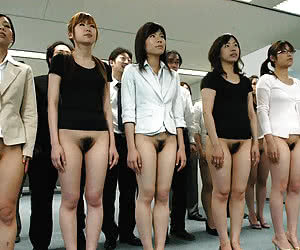 Clothed Males - Naked Females