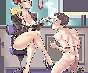 hentai femdom and cock and ball torture