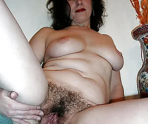 Real Hairy Women