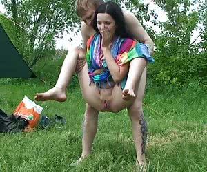Category: camping porn pics