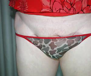 Men Dressed In Panties